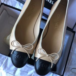 100% Authentic Chanel Flats